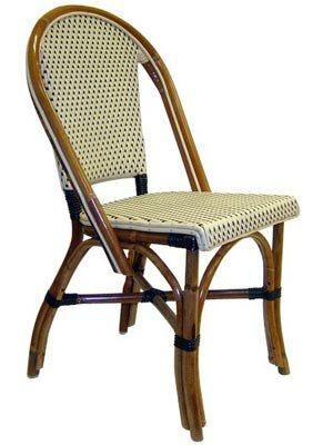 Superb French Bistro Side Chair