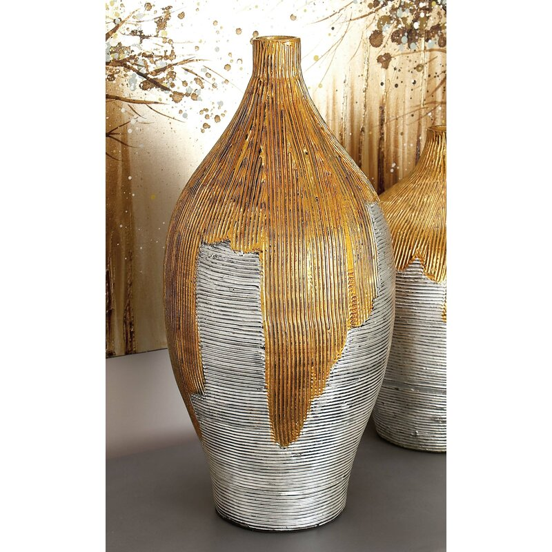 Lacquer Bamboo Vase Reviews Joss Main