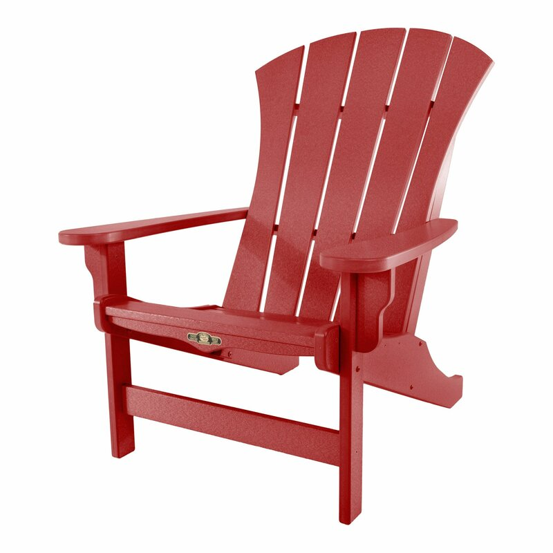 sunrise adirondack chair