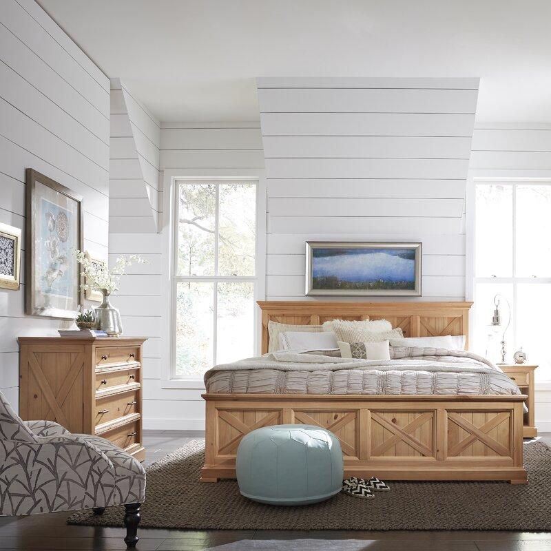 Belmar Panel Configurable Bedroom Set