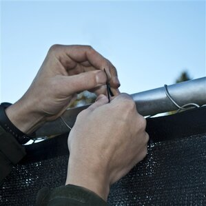 Aluminum Eye Outdoor Backyard Fencing Pri..