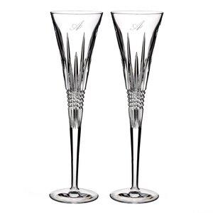 Lismore Diamond 5 oz. Toasting Champagne Flute