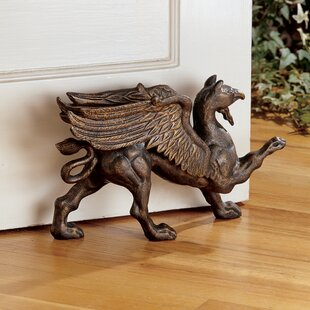 The Growling Griffin Foundry Doorstop Figurine