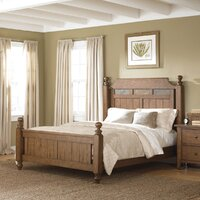 Methuen Four Poster Bed
