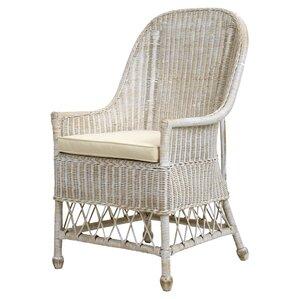Garvin Rattan Arm Chair