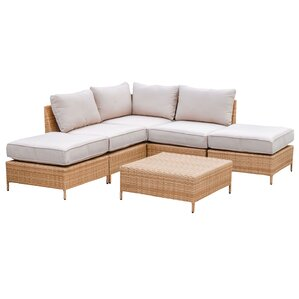 6 Piece Carlisle Patio Seating Group