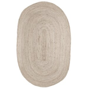 Gramercy Hand Woven Ivory Area Rug