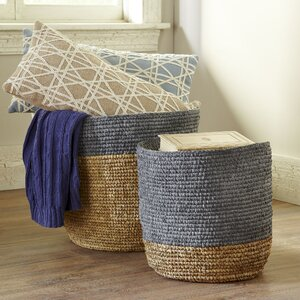 Mann Seagrass Baskets (Set of 2)