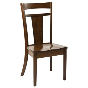 Strasburg Solid Wood Dining Chair by Conrad Grebel