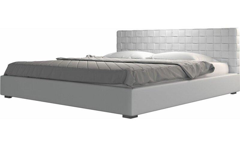 Madison Upholstered Platform Bed Reviews Allmodern