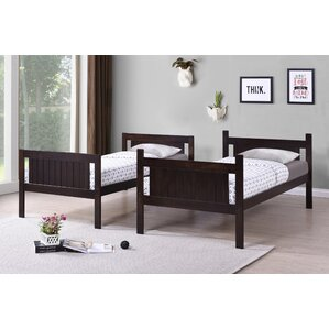 Twin Bunk Bed by Best Quality Furniture