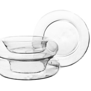 Glass Votive (Set of 24)