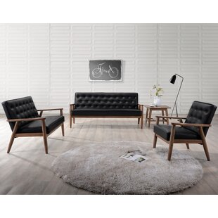 Gray Living Room Sets | Modern Living Room Sets Allmodern