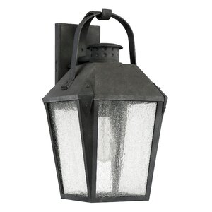 Ellenburg 1-Light Outdoor Wall Lantern