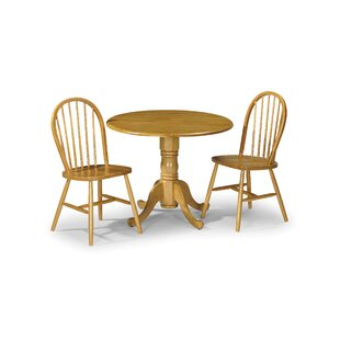 Edyth Folding Dining Set With 4 Chairs