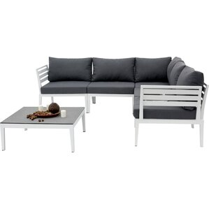 Paolini Outdoor Sectional Sofa Set