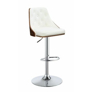 Blanchard Adjustable Height Swivel Bar Stool
