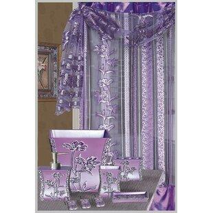 Denis Decorative Shower Curtain
