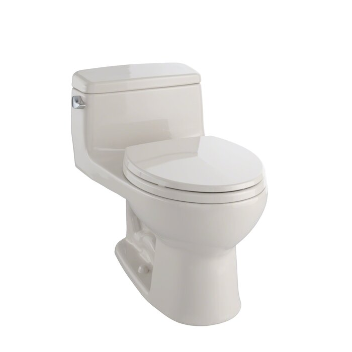 Toto Supreme® Eco 1.28 GPF Round One-Piece Toilet & Reviews | Wayfair.ca