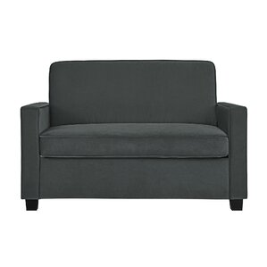 Cabell Twin Sleeper Sofa by Mercury Row