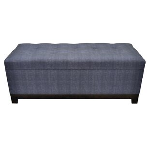 Raby Upholstered Storage Bedroom Bench