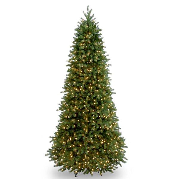 Next Slim Christmas Tree: Beachcrest Home 9' Green Jersey Fraser Slim Fir Artificial