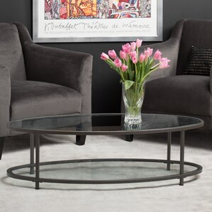 Camber Oval Coffee Table by Studio Designs HOME