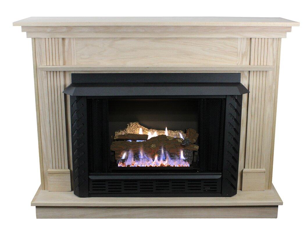 Ashley Hearth Vent Free Gas Fireplace & Reviews   Wayfair