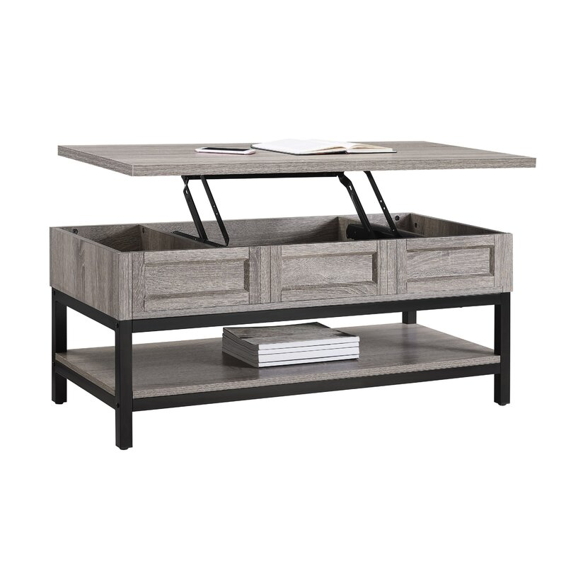 Omar Lift Top Coffee Table & Reviews