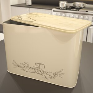 Collen Large Vertical Bread Box
