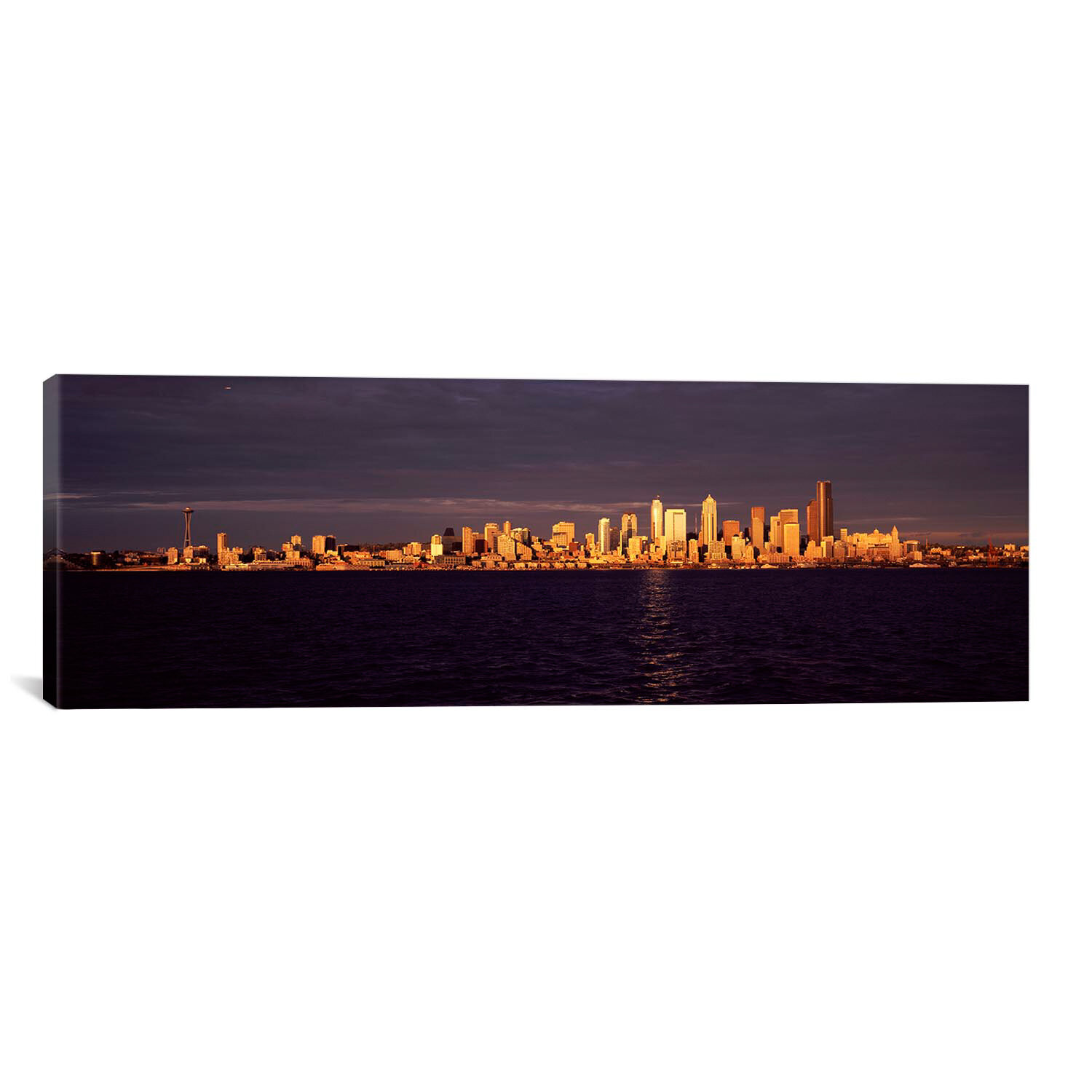 East Urban Home 'City Viewed From Alki Beach, Seattle