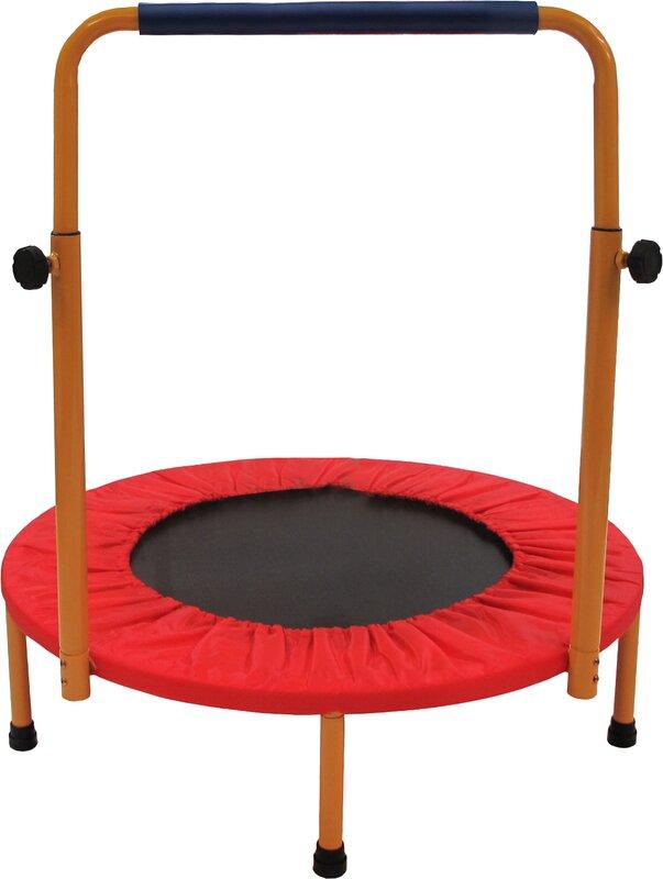 Fun and Fitness Kids 3' Trampoline