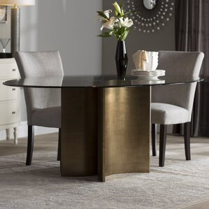 Eleta Dining Table by Willa Arlo Inter..