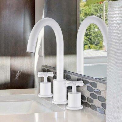 Ancona Prima 3 Widespread Bathroom Faucet