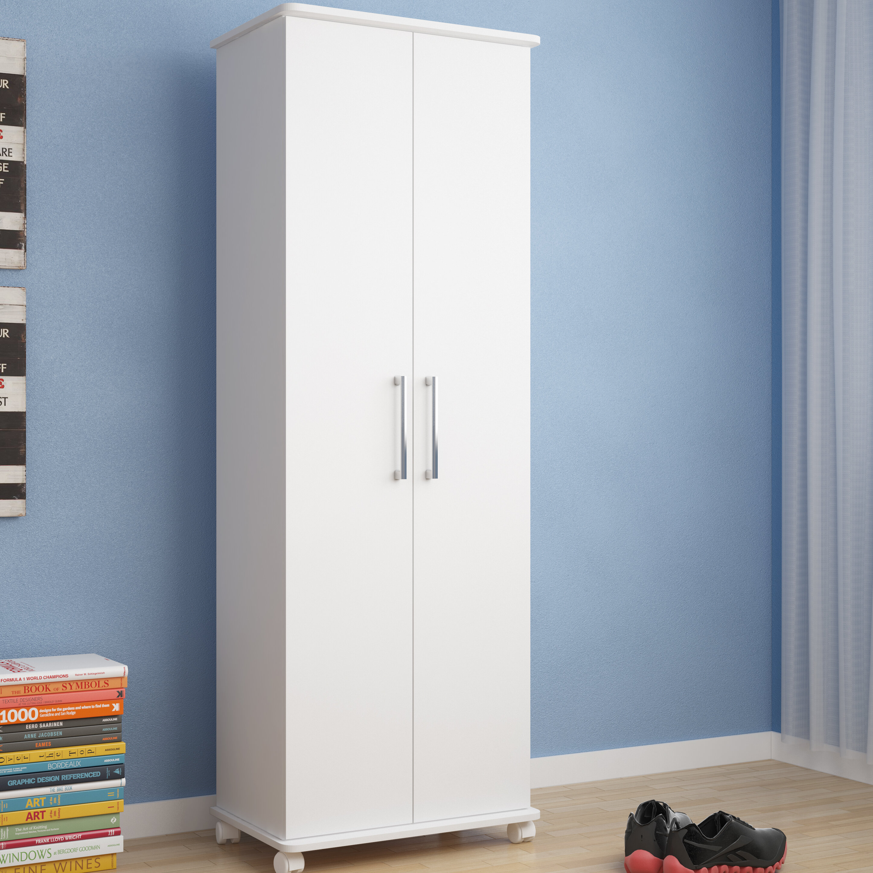 Best Tall Narrow Shoe Cabinet | Wayfair KL92
