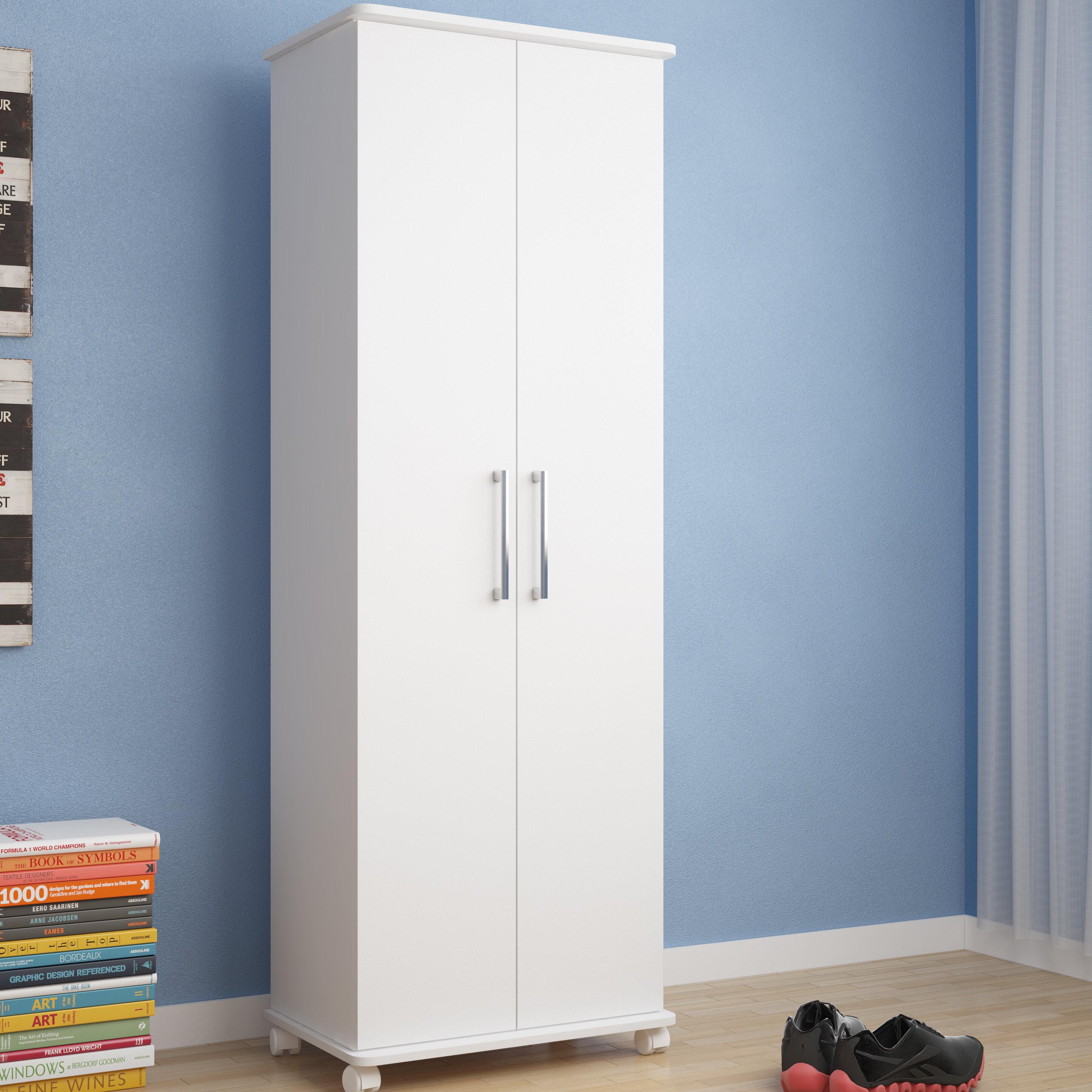 Rebrilliant 30 Pair Shoe Storage Cabinet Reviews Wayfair