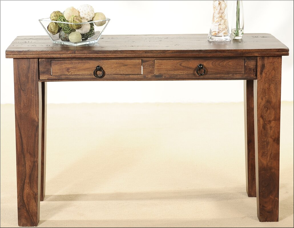 Aishni home furnishings grand castle console reviews for Find home furnishings