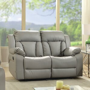 Pavonis Reclining Loveseat by Latitude..