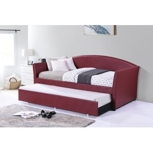 Kingsport Daybed with Trundle by Three Posts