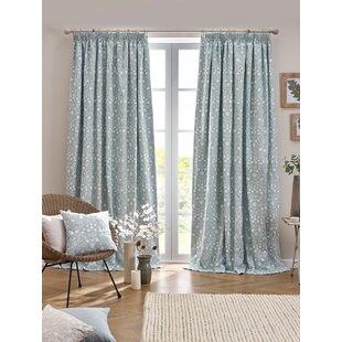 03dfb5f092 Grey & Silver Pencil Pleat Curtains You'll Love | Wayfair.co.uk
