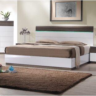 3b1e8a2465fa Platform Bed With Led Lights