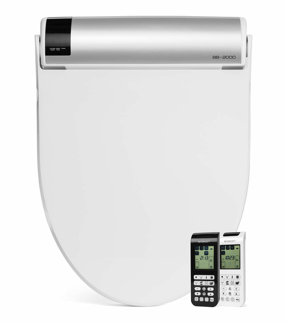 Bio Bidet BLISS BB-2000 Toilet Seat Bidet & Reviews | Wayfair