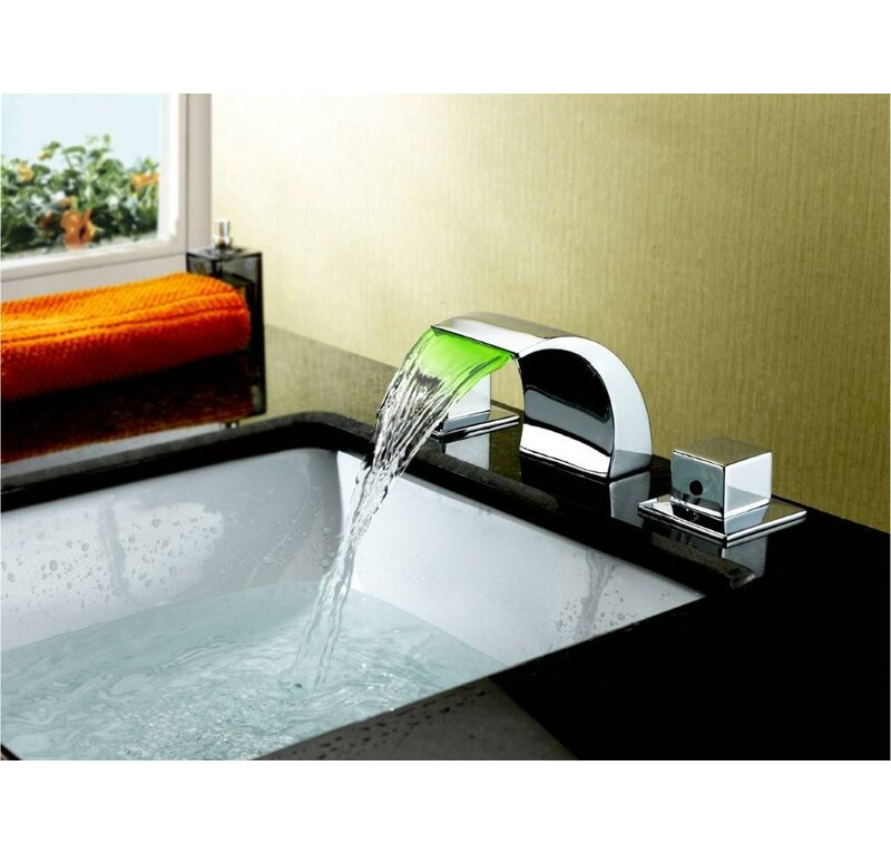 at changing faucetsdeal color for mount with faucets com led bathroom waterfall faucet wall sink