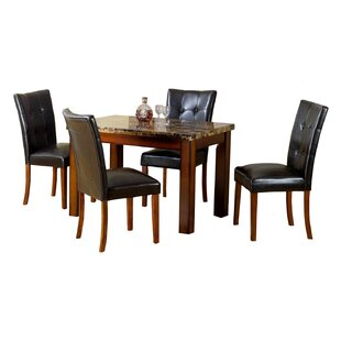 Aldama 5 Piece Dining Set