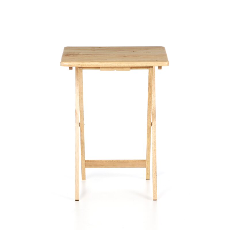 Anthem Folding TV Tray Table With Stand