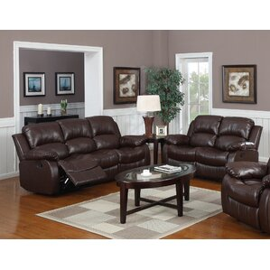 Bryce 2 Piece Living Room Set  sc 1 st  Wayfair & Reclining Living Room Sets Youu0027ll Love islam-shia.org