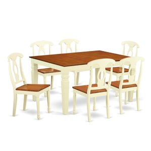 Beley 7 Piece Dining Set by Darby Home Co