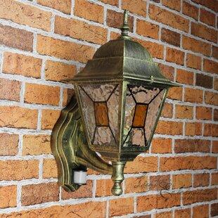 outdoor lantern with sensor wayfair co uk