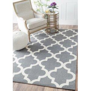 galvin gray area rug