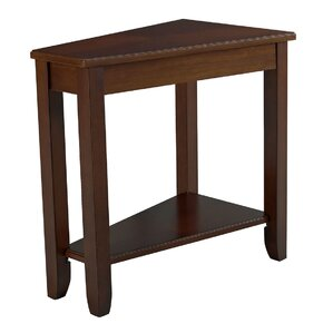 Gertie Wedge Chairside Table